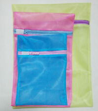Washing Machine Nylon Net Washing Bag Laundry Saver Lingerie Travel Mesh Net Bag