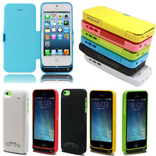 4200mAh Backup Battery Charger Pack Case Power Bank for iPhone 5 5S 5C iOS8/7
