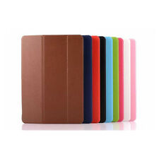 Luxury Magnetic Folding Leather Smart Cover Hard Back Case for Apple iPad Air 2