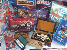 BOARD GAMES   MODERN, TRADITIONAL, HANGMAN  click on the site to chose and order