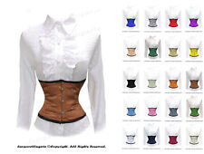 100% Full Steel Boned Underbust Waist Cincher Shaper Corset #9979(BT)