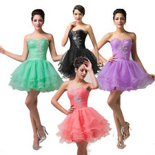 On special Bridesmaid Party Prom Formal Evening gowns Short Homecoming Dresses