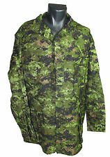 Canadian Cadpat Uniform Shirt / Canadian Army Issued ! Rare !