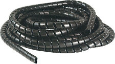 Hydraulic Hose Spiral Wrap Guard Protection - Black - 20 to 25mm