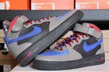 "2008 Nike Air Force 1 Mid ""Supreme"" WP (Vrsty Ryl/Vrsty-Sft Gry-Bl) [333887-441]"