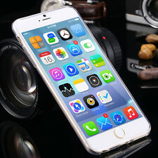 """NEW iPhone 6 4.7"""" Ultra Thin Transparent Clear Skin Case Cover WITH Screen Guard"""
