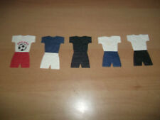 Mulberry Paper Die Cut Toppers Mens Football Kits Various Designs
