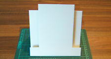 Die Cut Square Easel Card Blanks & Envelopes x5 - Extras also available