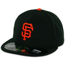San Francisco SF GIANTS GAME Home New Era 59FIFTY Fitted Caps MLB On Field Hats