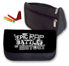 personalised epic rap battles of history pencil ds vita make up case