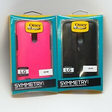 OEM Otterbox Symmetry Shell Case Cover For LG G3 D855 VS985 BLACK or PINK