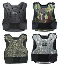 Gen X Global Chest Protector Vest for Paintball and Airsoft Players