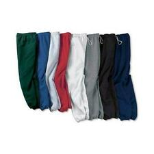 JERZEES NuBlend® Open Bottom Pocketed Sweatpants 8oz Many Colors The Best 974MPR