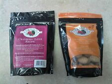 FROMM DOG TREATS. NATURAL LOW FAT TREATS FOR DOGS. GRAIN FREE CHICKEN RECIPE
