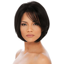Shake-N-Go Freetress Equal  Synthetic Hair Bob Style Lace Front Wigs - Sonya
