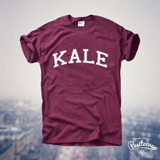 KALE Beyonce Flowless Gym Funny Gift Fashion Music Tumblr T shirt Tee Top UNISEX