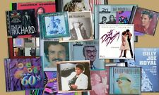 Oldies Music CD's Favorite and Popular Artists.