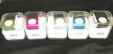 Bundle Mini-USB-Clip-MP3-Player-LCD-Screen-Support-32GB With Headphones