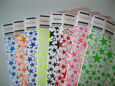 500 STAR TYVEK WRISTBANDS CONSECUTIVELY NUMBERED