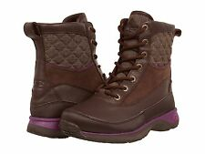 NEW UGG Carora Brown Womans Boots size  12