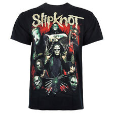 Official T Shirt SLIPKNOT Black COME PLAY DYING Print Band Tee All Sizes