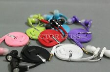 3.5mm In Ear Earbuds Earphone Headset Headphone For iPhone MP3 Ipad iPod PDA SOZ