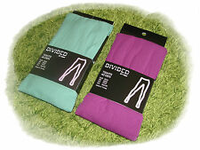 H&m Divided Women's Tights Tights 40den Green & Purple Xs / S & M / L