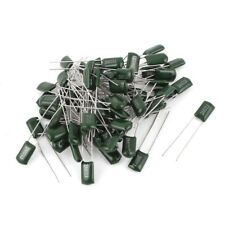 Lot of 100V 5% Mylar Polyester Film Radial Capacitor from 470pF to 2.2uF