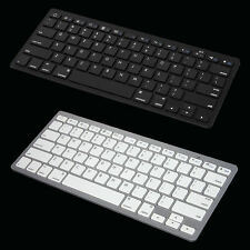 New Bluetooth Wireless Keyboard for Apple iPad  2 3 4  Ipad air 1 2 ipad mini 3