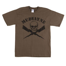 OFFICIAL Mudvayne - Skull And Bolts T-shirt NEW Licensed Band Merch ALL SIZES