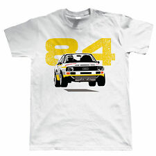 Audi Sport Quattro S1 Rally Car T Shirt
