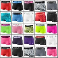 """NWT NEW XS NIKE PRO 3.0"""" Womens COMPRESSION shorts Extra Small spandex"""