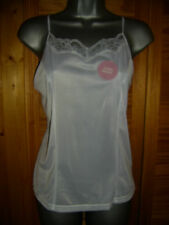 Marlon camisole ,white , cream and black in various sizes 12 to 26
