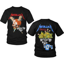 METALLICA Damage Inc Skull Tour 1986 T-Shirt