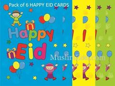 Happy Eid greeting cards -  Ramadan Eid gifts Muslim Islamic party decorations