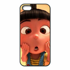 Agnes Gru And Minions-Despicable Me For iPhone 4S 5 5S 5C 6/6S 7 Plus iPod Case