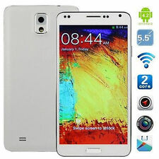 "Note  5.5"" 3G+GSM GPS Android 2 Sim Unlocked Straight Talk AT&T Smartphone czhu"