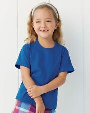 JERZEES Childrens Youth HiDENSI-T T-Shirt Childrens Tee XS - XL 6 Colors - 363BR