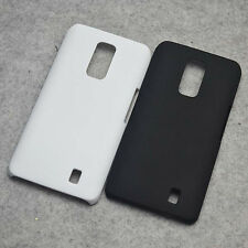 For LG Optimus LTE LU6200 Snap On Rubberized hard case cover