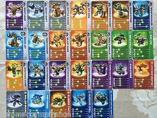 CARTE SKYLANDERS++SWAP FORCE+++STAT CARD