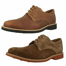 Anatomic & Co Mens Stylish Lace Up Derby Shoes Style - Delta