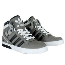 Adidas Originals WOMENS shoes Hard Court Block Hi Tops Lace Up Trainers