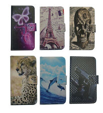 For Huawei luxury Wallet card holder Magnetic flip Leather case cover + stylus