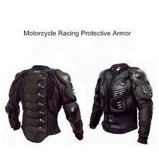 Outdoor Racing Motorcycle Full Body Armor Chest Protective Jacket Gear 6Sizes JJ