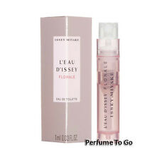 L'eau D'Issey FLORALE by Issey Miyake Women * NEW Fragrance Vial Spray Sample