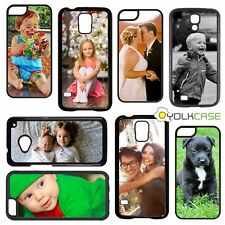 Custom Personalized Photo Picture Case Cover for iPhone 4 4S 5 5S 5C 6 Plus More
