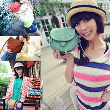 C Korean Women Girl Cute Small Tote Shoulder Cross Satchel Messenger Bag Handbag