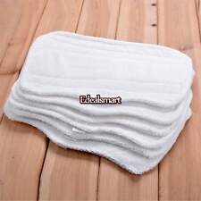 4/6 Standard Microfiber Pads for Shark  Electric Steam Mop  S3250, 3250, S3101