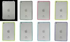 Funda Hibrida PO + GEL TPU para iPad mini / 2 / 3 (Carcasa Hybrid Crystal Case)