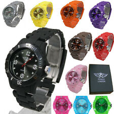 Prince London Original Toy Watch 12 Months Warranty ICE With Gift Box